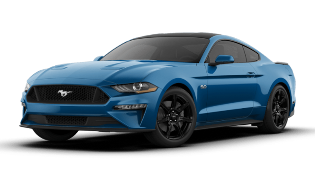 2019 Ford Mustang RWD